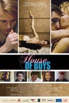 House of Boys - German Movie Poster (xs thumbnail)