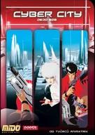 Cyber City Oedo 808 - Czech DVD cover (xs thumbnail)