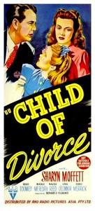Child of Divorce - Australian Movie Poster (xs thumbnail)