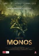 Monos - Australian Movie Poster (xs thumbnail)