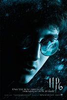 Harry Potter and the Half-Blood Prince - Mexican Movie Poster (xs thumbnail)