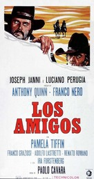 Amigos, Los - Italian Movie Poster (xs thumbnail)