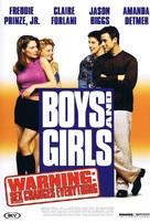 Boys and Girls - Dutch DVD movie cover (xs thumbnail)