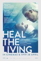 Réparer les vivants - British Movie Poster (xs thumbnail)