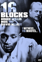 16 Blocks - DVD cover (xs thumbnail)