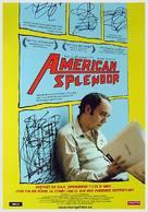 American Splendor - Spanish Movie Cover (xs thumbnail)