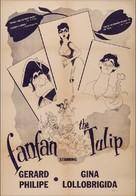 Fanfan la Tulipe - Movie Poster (xs thumbnail)
