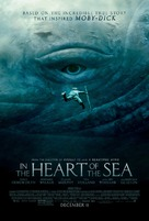 In the Heart of the Sea - Movie Poster (xs thumbnail)