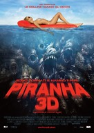 Piranha - Italian Movie Poster (xs thumbnail)
