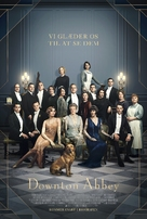 Downton Abbey - Danish Movie Poster (xs thumbnail)