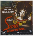Secret Beyond the Door... - Movie Poster (xs thumbnail)