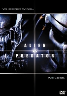 AVP: Alien Vs. Predator - Dutch Movie Cover (xs thumbnail)