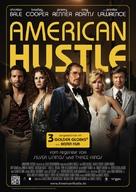 American Hustle - German Movie Poster (xs thumbnail)