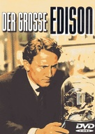 Edison, the Man - German DVD movie cover (xs thumbnail)