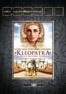 Cleopatra - Czech DVD movie cover (xs thumbnail)