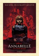 Annabelle Comes Home - Estonian Movie Poster (xs thumbnail)