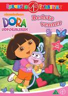 """Dora the Explorer"" - Danish DVD movie cover (xs thumbnail)"