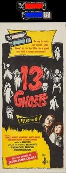 13 Ghosts - Australian Movie Poster (xs thumbnail)