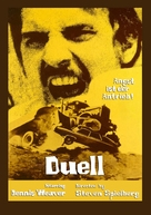 Duel - German DVD movie cover (xs thumbnail)