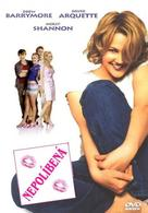 Never Been Kissed - Czech DVD movie cover (xs thumbnail)