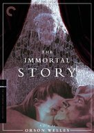 The Immortal Story - DVD cover (xs thumbnail)