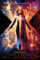 Dark Phoenix - Estonian Movie Poster (xs thumbnail)