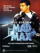 Mad Max - Australian DVD cover (xs thumbnail)