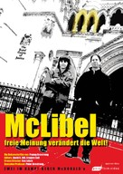 McLibel - Austrian Movie Poster (xs thumbnail)
