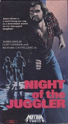 Night of the Juggler - Movie Cover (xs thumbnail)
