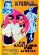 The Grass Is Greener - German Movie Poster (xs thumbnail)
