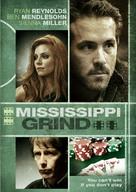 Mississippi Grind - Canadian DVD movie cover (xs thumbnail)