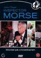 """Inspector Morse"" - Danish DVD movie cover (xs thumbnail)"