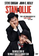 Stan & Ollie - DVD movie cover (xs thumbnail)