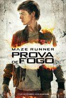Maze Runner: The Scorch Trials - Brazilian Movie Poster (xs thumbnail)