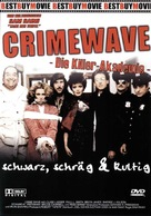Crimewave - German Movie Cover (xs thumbnail)