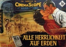 Love Is a Many-Splendored Thing - German Movie Poster (xs thumbnail)