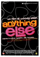 Anything Else - Italian Movie Poster (xs thumbnail)