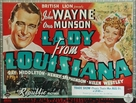 Lady from Louisiana - Movie Poster (xs thumbnail)