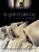 Große Stille, Die - French poster (xs thumbnail)