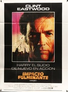 Sudden Impact - Argentinian Movie Poster (xs thumbnail)