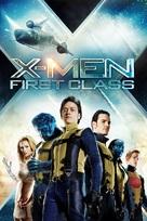 X-Men: First Class - DVD movie cover (xs thumbnail)