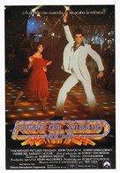 Saturday Night Fever - Spanish Movie Poster (xs thumbnail)