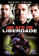 Defiance - Brazilian Movie Cover (xs thumbnail)