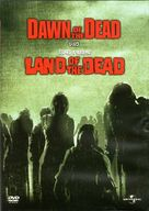 Land Of The Dead - German DVD cover (xs thumbnail)