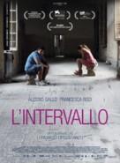 L'intervallo - French Movie Poster (xs thumbnail)