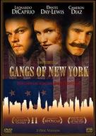 Gangs Of New York - Swedish Movie Cover (xs thumbnail)