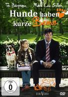 Hunde haben kurze Beine - German Movie Cover (xs thumbnail)
