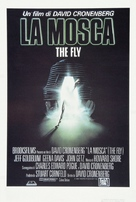 The Fly - Italian Movie Poster (xs thumbnail)