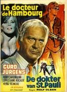 Der Arzt von St. Pauli - Belgian Movie Poster (xs thumbnail)
