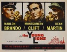 The Young Lions - Movie Poster (xs thumbnail)